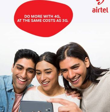 Airtel internet plans 3G airtel internet offer package