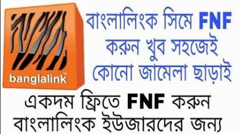 Banglalink fnf create