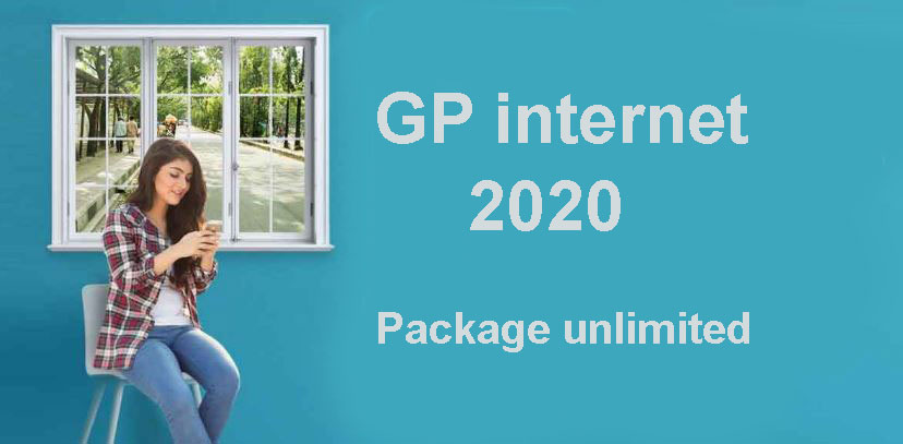GP internet package unlimited