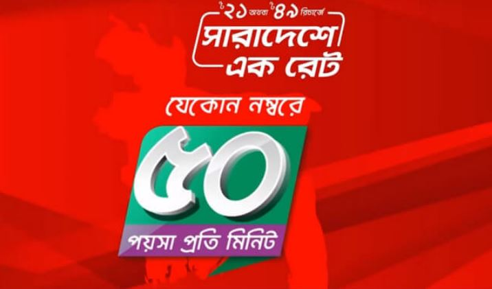 Robi call rate and special offer 2020