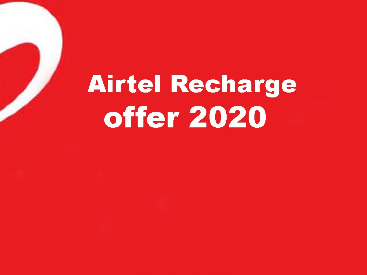 Airtel offers and airtel packages recharge offer